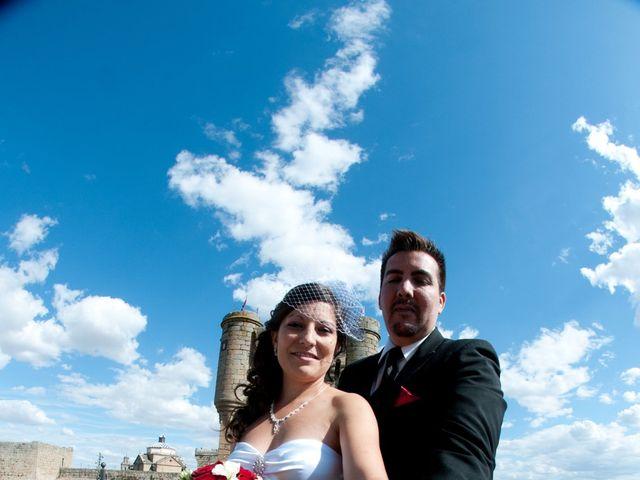 La boda de Rodolfo y Michelle en Oropesa, Toledo 129