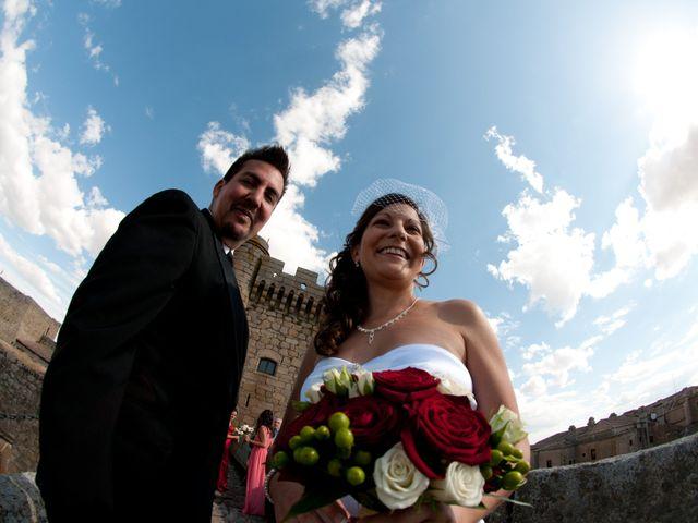 La boda de Rodolfo y Michelle en Oropesa, Toledo 130