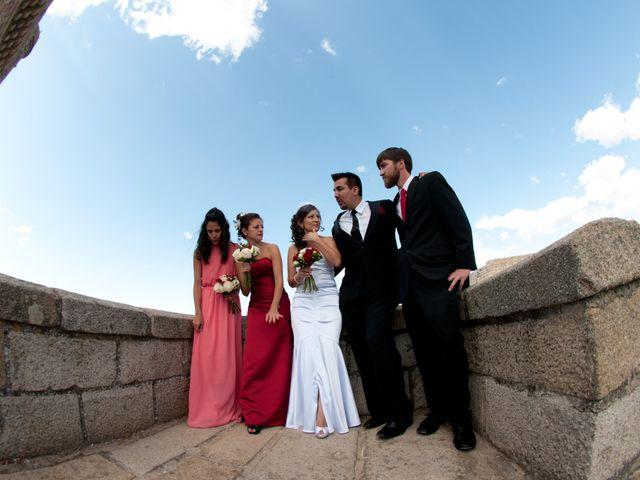 La boda de Rodolfo y Michelle en Oropesa, Toledo 131