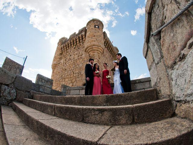 La boda de Rodolfo y Michelle en Oropesa, Toledo 132
