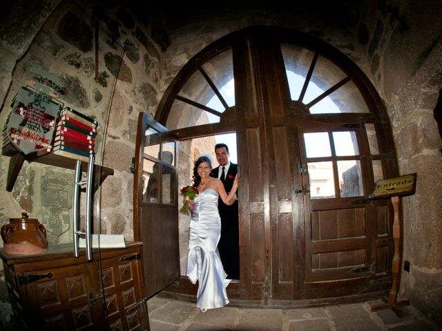 La boda de Rodolfo y Michelle en Oropesa, Toledo 133