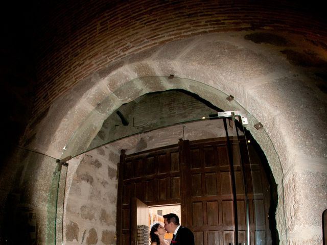 La boda de Rodolfo y Michelle en Oropesa, Toledo 134