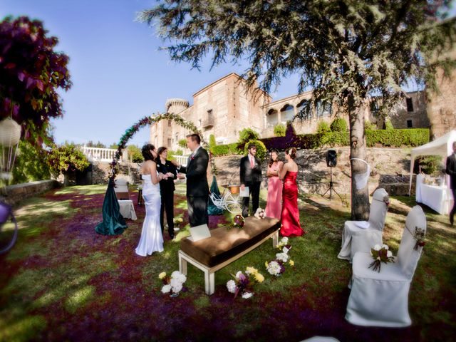 La boda de Rodolfo y Michelle en Oropesa, Toledo 136