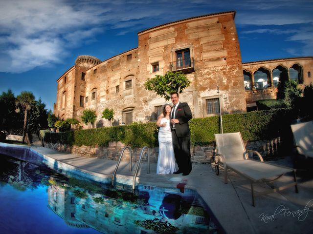 La boda de Rodolfo y Michelle en Oropesa, Toledo 139