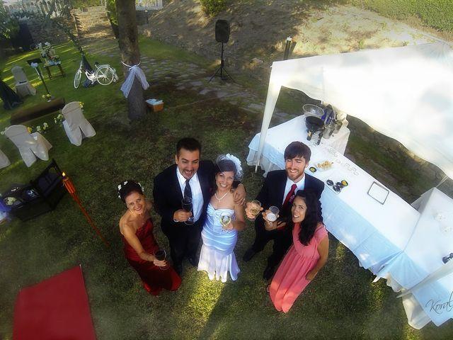 La boda de Rodolfo y Michelle en Oropesa, Toledo 142