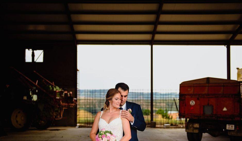 La boda de David y Noelia en Huesca, Huesca