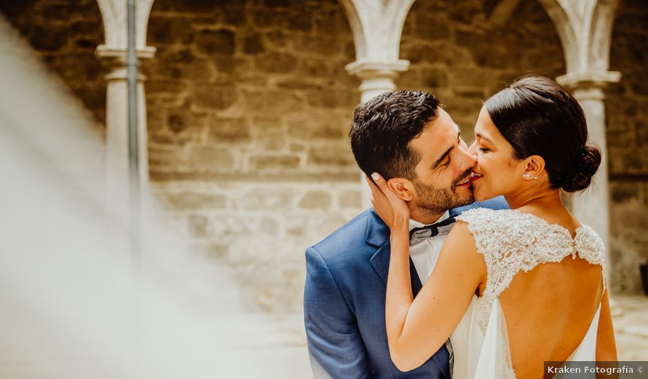La boda de Cristian y Laura en Ourense, Orense