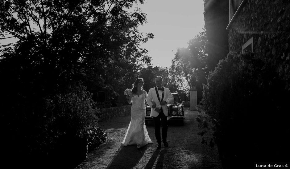 La boda de Florian y Estefy en Palma De Mallorca, Islas Baleares