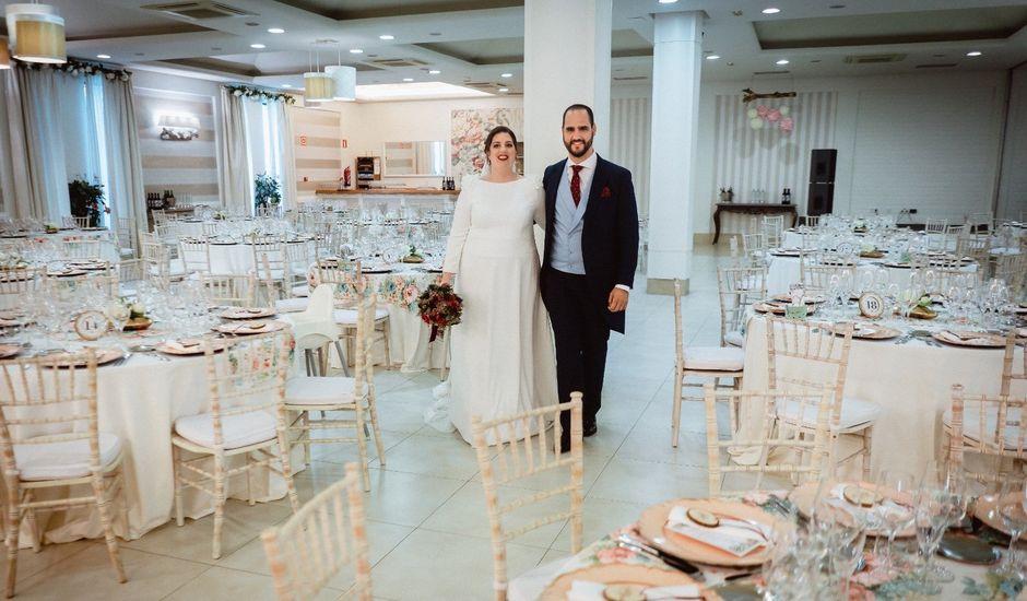 La boda de Javier y Isabel en Málaga, Málaga