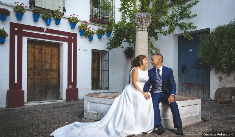 La boda de Manolo y Ika en Córdoba, Córdoba