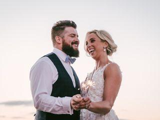 La boda de Chloe y Robert