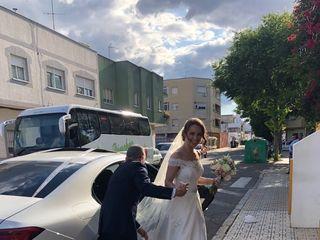 La boda de Rocio  y Carlos  2