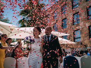 La boda de Veronica y Marcos