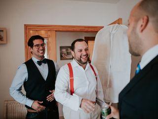 La boda de Alejandra y Gastón 2