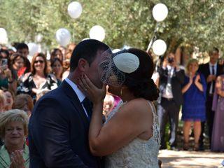 La boda de Belin y Pablo