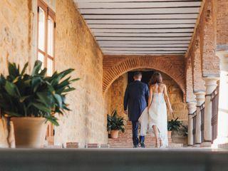La boda de Miriam y Sergi