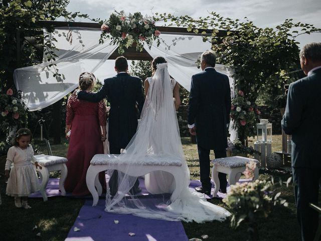 La boda de Juanma y María en Lugo, Lugo 35