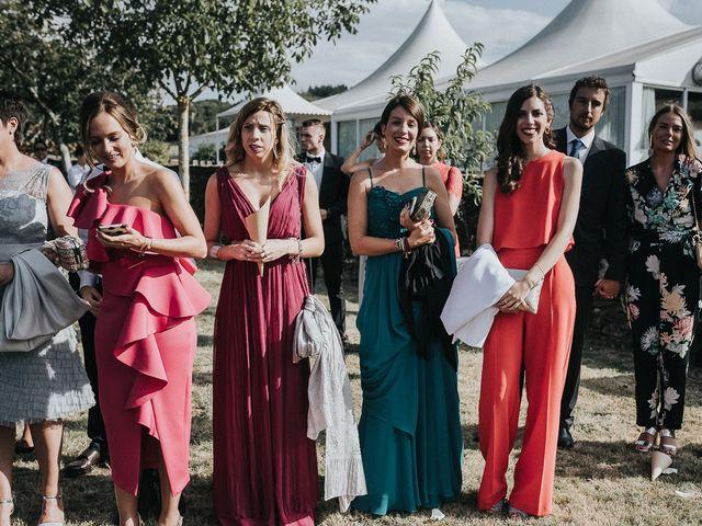 La boda de Juanma y María en Lugo, Lugo 40
