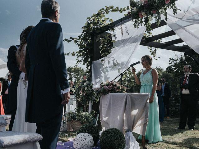 La boda de Juanma y María en Lugo, Lugo 44