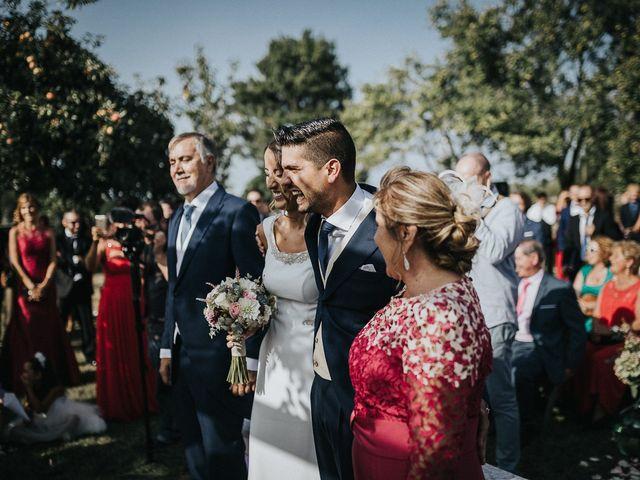 La boda de Juanma y María en Lugo, Lugo 48