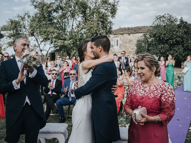 La boda de Juanma y María en Lugo, Lugo 55