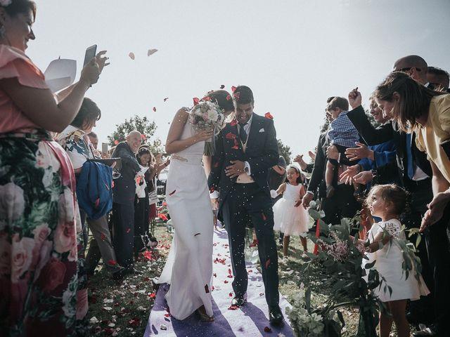 La boda de Juanma y María en Lugo, Lugo 59