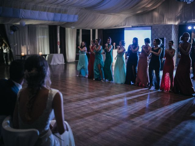 La boda de Juanma y María en Lugo, Lugo 109