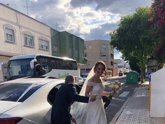 La boda de Carlos  y Rocio  en Badajoz, Badajoz 4