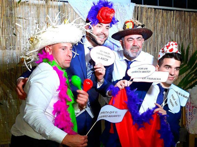 La boda de Carlos  y Rocio  en Badajoz, Badajoz 9