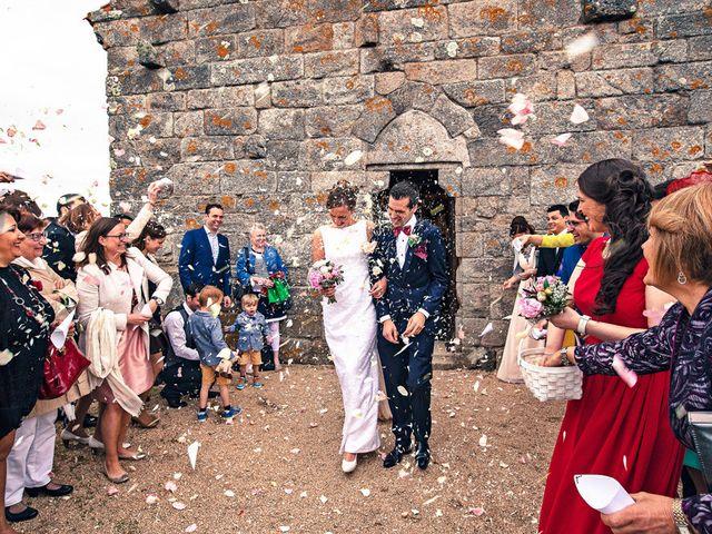 La boda de Diego y Justien en Noalla (Sanxenxo), Pontevedra 2
