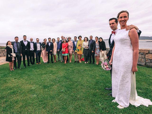 La boda de Diego y Justien en Noalla (Sanxenxo), Pontevedra 5