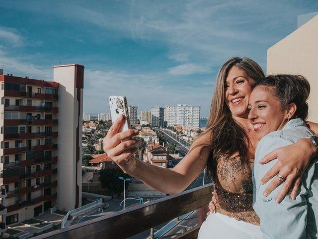 La boda de Gastón y Alejandra en La Manga Del Mar Menor, Murcia 4