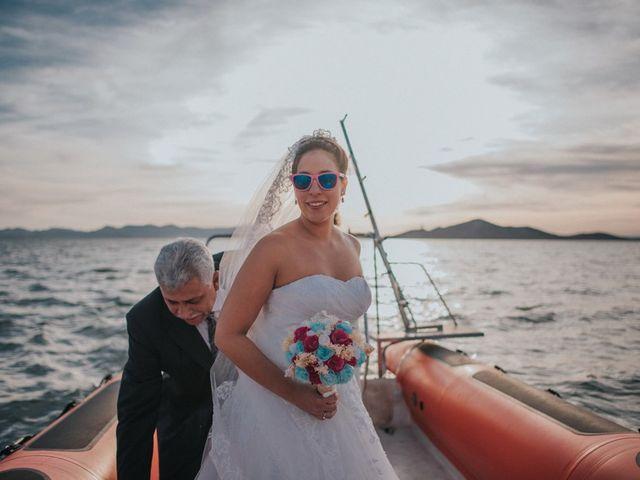 La boda de Gastón y Alejandra en La Manga Del Mar Menor, Murcia 10