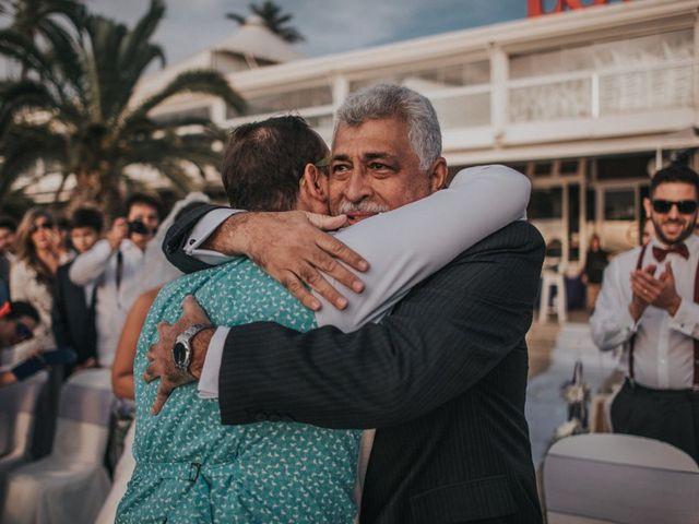 La boda de Gastón y Alejandra en La Manga Del Mar Menor, Murcia 13