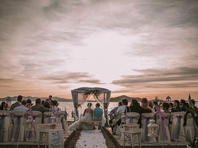 La boda de Gastón y Alejandra en La Manga Del Mar Menor, Murcia 15