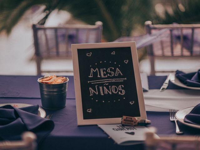 La boda de Gastón y Alejandra en La Manga Del Mar Menor, Murcia 17