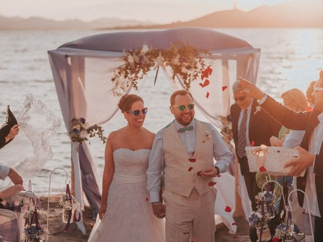 La boda de Alejandra y Gastón