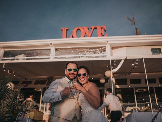 La boda de Gastón y Alejandra en La Manga Del Mar Menor, Murcia 20