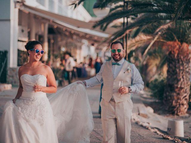 La boda de Gastón y Alejandra en La Manga Del Mar Menor, Murcia 21