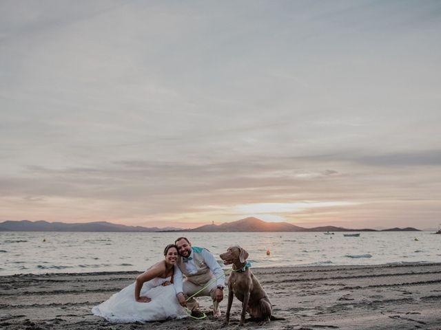 La boda de Gastón y Alejandra en La Manga Del Mar Menor, Murcia 24