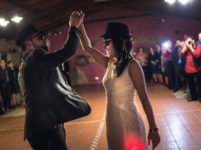 La boda de Sergio y Pilar en Baños De Montemayor, Cáceres 5