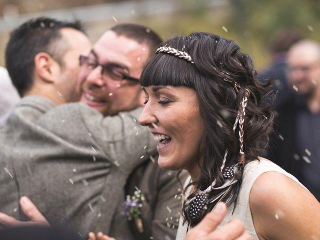 La boda de Sergio y Pilar en Baños De Montemayor, Cáceres 9