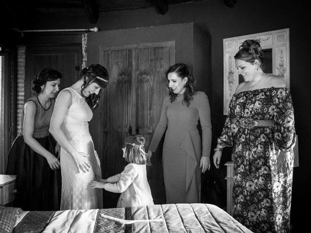 La boda de Sergio y Pilar en Baños De Montemayor, Cáceres 11