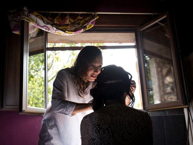 La boda de Sergio y Pilar en Baños De Montemayor, Cáceres 22