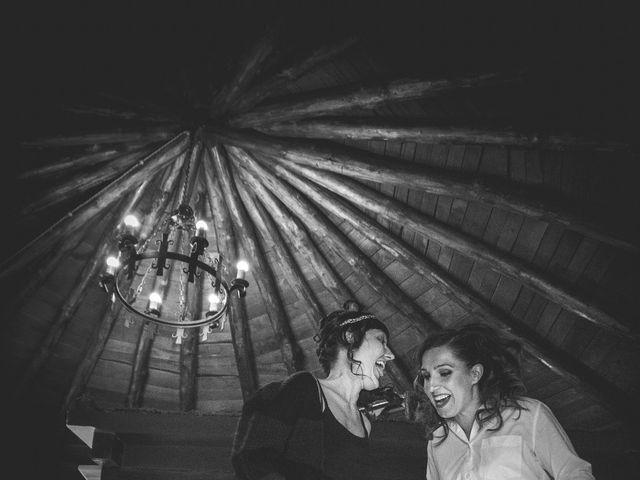 La boda de Sergio y Pilar en Baños De Montemayor, Cáceres 26