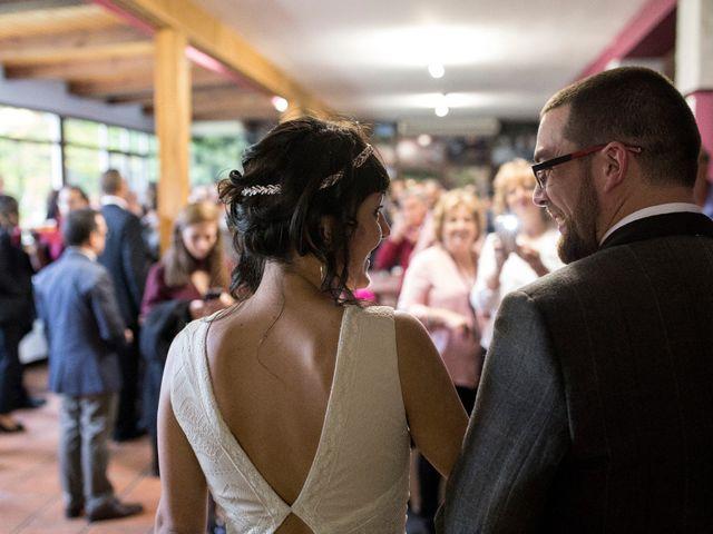 La boda de Sergio y Pilar en Baños De Montemayor, Cáceres 39