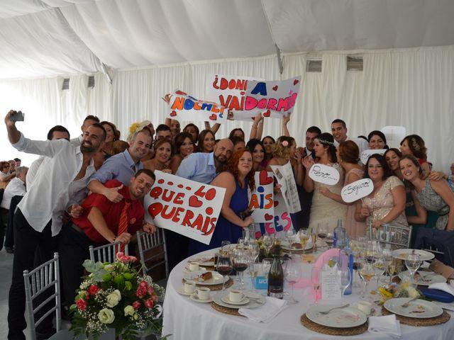La boda de Pablo y Belin en Alberic, Valencia 1