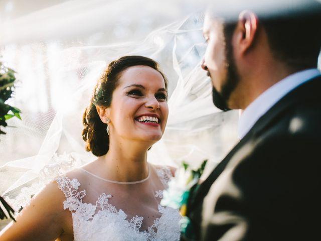 La boda de Estibaliz y Roberto