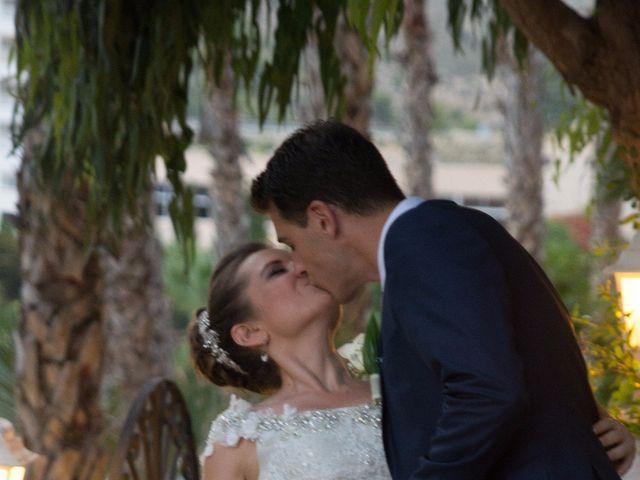 La boda de Natacha y Víctor