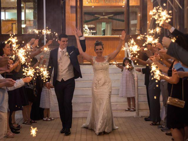 La boda de Víctor y Natacha en La/villajoyosa Vila Joiosa, Alicante 12